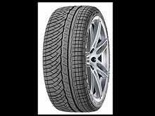 MICHELIN PILOT ALPIN PA4 235/50 R17 100V
