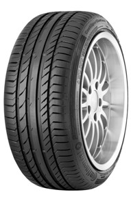CONTINENTAL CONTI SPORT CONTACT 5 215/45 R17 91W TL XL FR